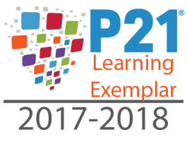 17-18 P21 Learning Exemplar Logo